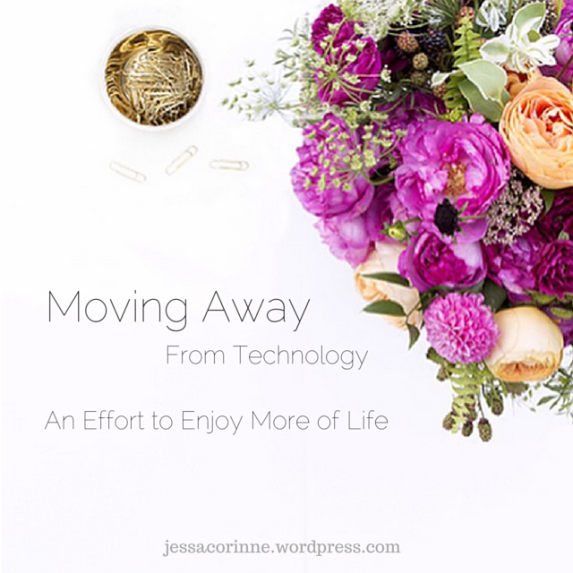 Moving Away From Technology (2)
